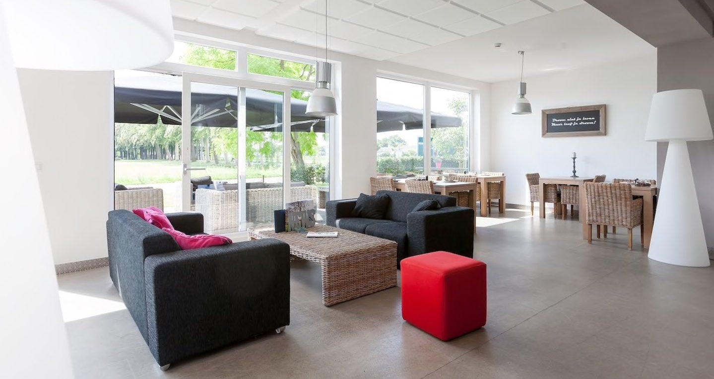Accommodatie | De Beleeffabriek | Luxe groepsaccommodatie met 12 ...